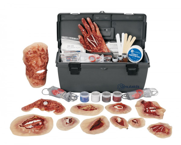 Xtreme Trauma Moulage Set